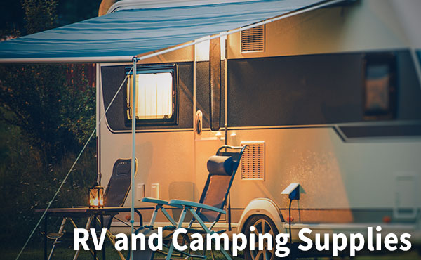 Get Ready for Your Next RV/Camping Trip